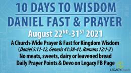 10 Days to Wisdom